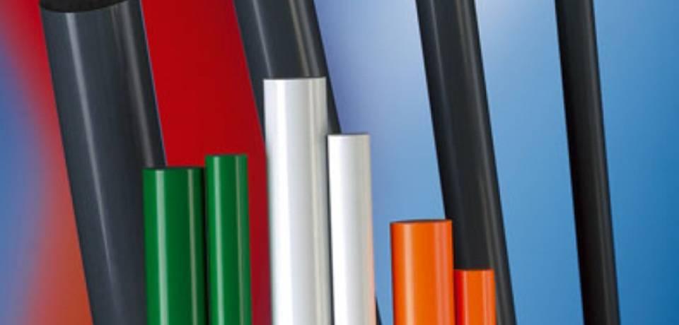 Kunststoffplatten, Kunststoffstäbe & Kunststoffprofile   KHK