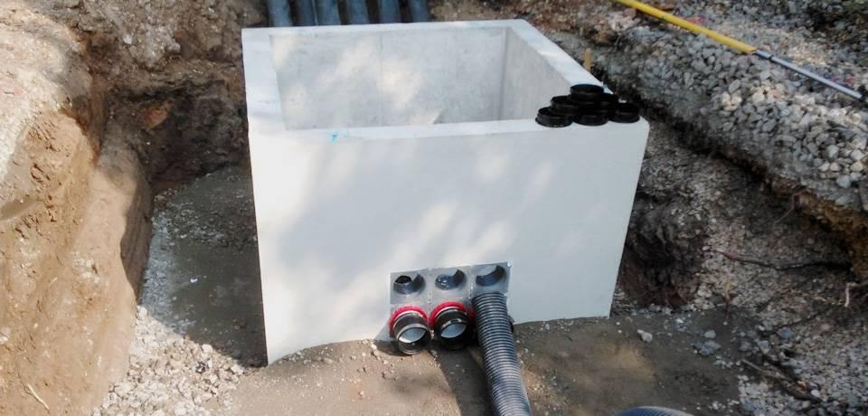 kabelsch chte aus beton kunststoff kabelkanalbau khk. Black Bedroom Furniture Sets. Home Design Ideas